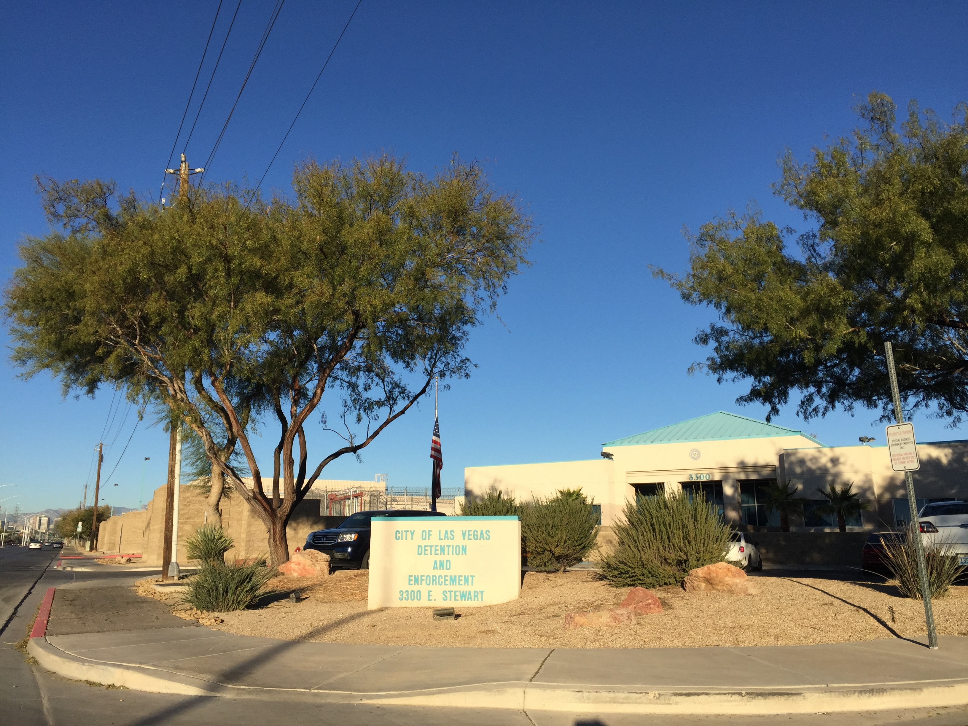 Find an Inmate North Las Vegas Detention Center Nevada