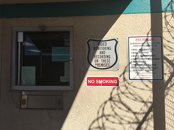 North Las Vegas Detention Center Nevada
